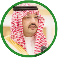 HRH Turki Bin Talal Al Saud